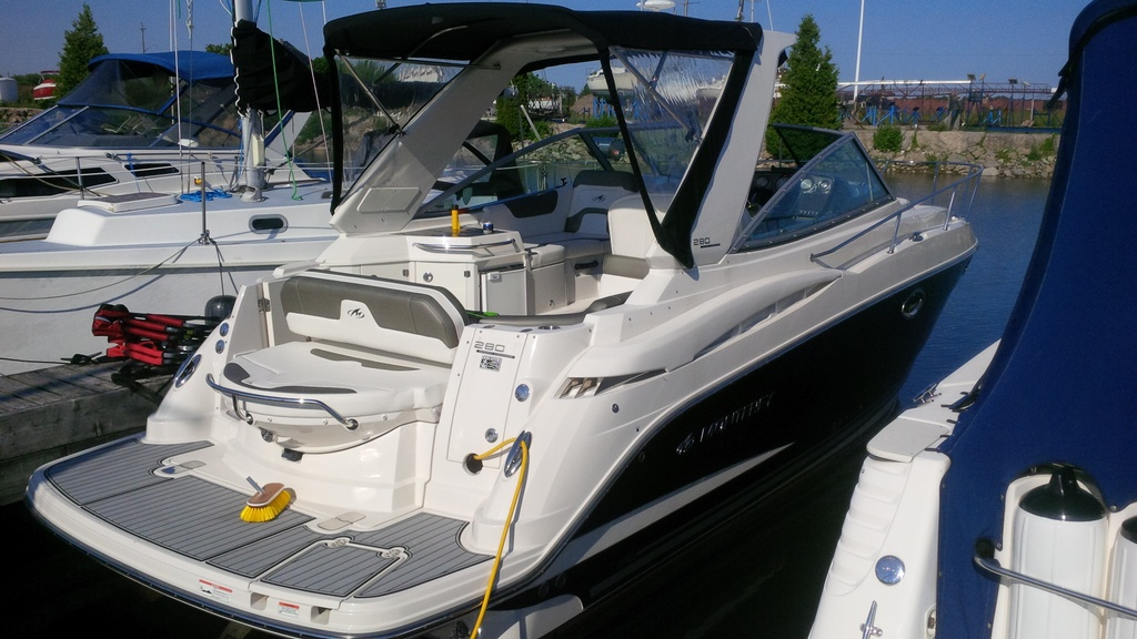 2012 Monterey boat for sale, model of the boat is 280 & Image # 2 of 5