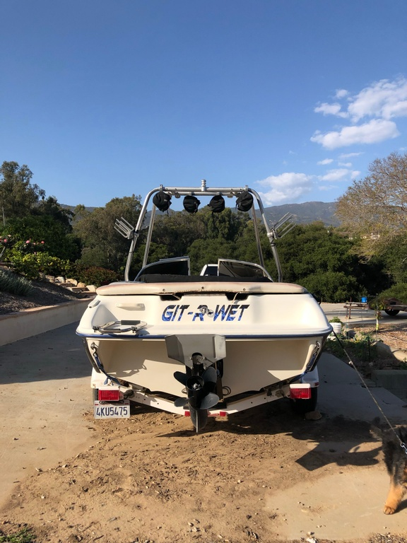 1997 Sea Ray boat for sale, model of the boat is 175 & Image # 9 of 12