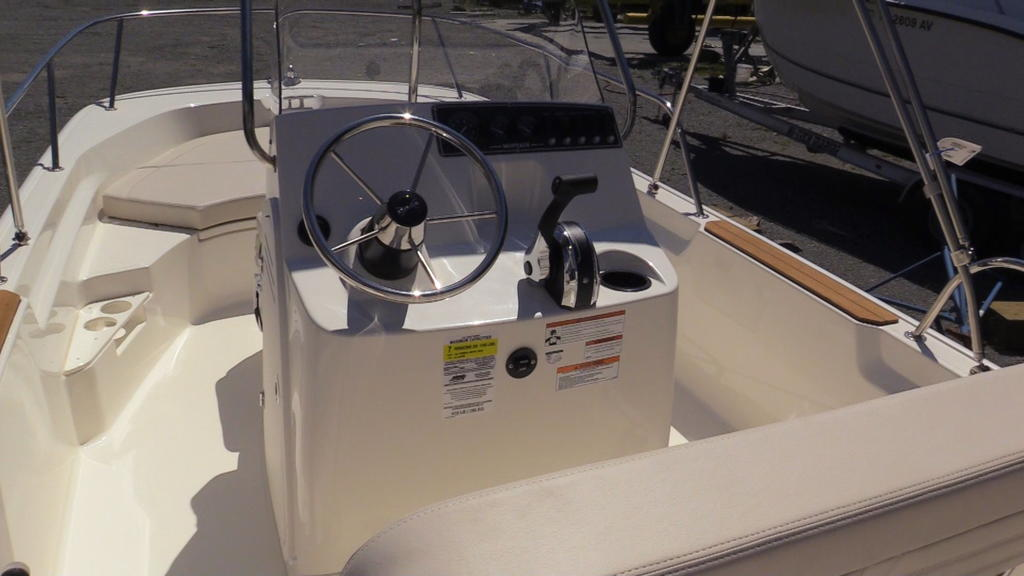 2019 Boston Whaler boat for sale, model of the boat is 170 Montauk & Image # 10 of 24
