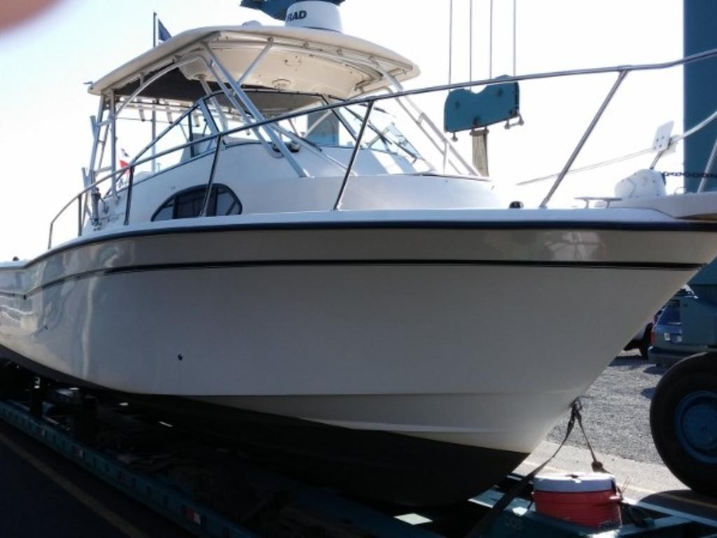 2003 Grady-White boat for sale, model of the boat is Marlin 300 & Image # 2 of 8