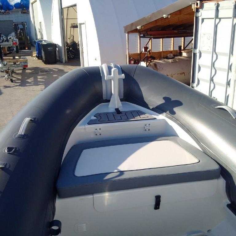 For Sale: 2018 Highfield Patrol 600 19ft<br/>Co2 Inflatable Boats - Oakville