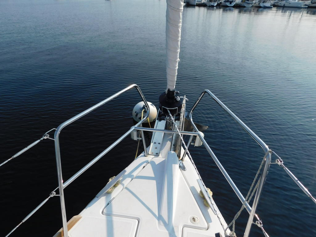 2012 Jeanneau boat for sale, model of the boat is SUN ODYSSEY 44DS & Image # 27 of 36
