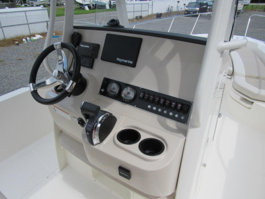 2019 Boston Whaler boat for sale, model of the boat is 240 Dauntless & Image # 19 of 27