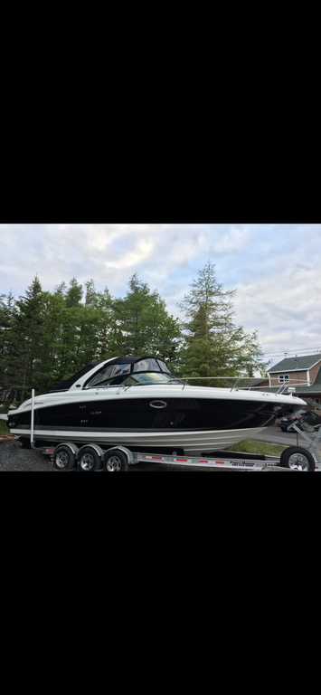 2007 Sea Ray boat for sale, model of the boat is 290SS & Image # 2 of 4