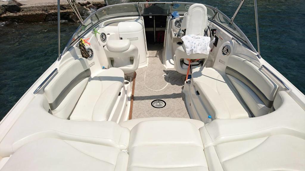 2008 Larson boat for sale, model of the boat is LXi 288 & Image # 8 of 9