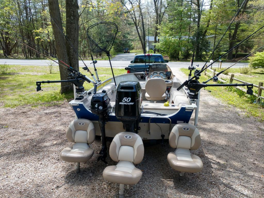 2008 Smoker Craft boat for sale, model of the boat is 161 Pro Angler & Image # 7 of 11