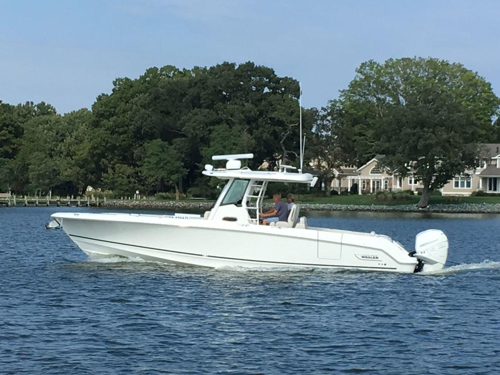 2019 Boston Whaler boat for sale, model of the boat is 330 Outrage & Image # 1 of 27