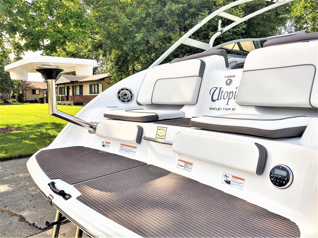 2014 Yamaha boat for sale, model of the boat is 242 Limited S & Image # 20 of 46