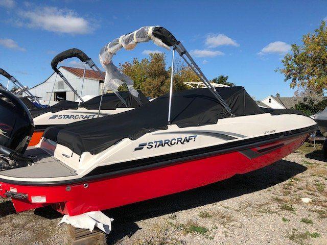 For Sale: 2019 Starcraft Mdx 210 Ob 0ft<br/>Fenelon Falls Marina, Inc.