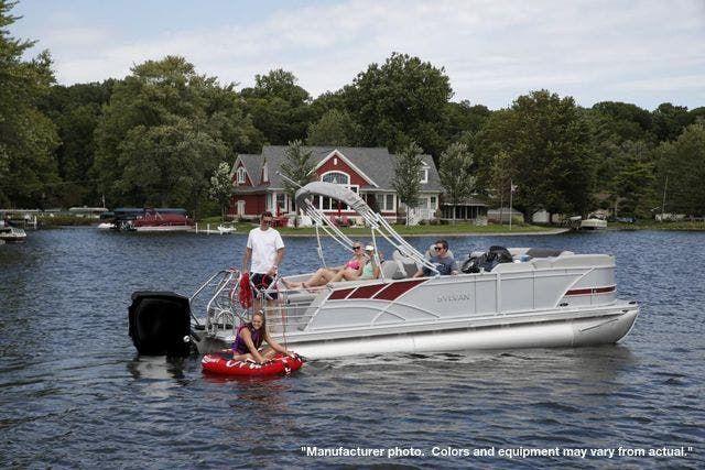 2022 Sylvan boat for sale, model of the boat is L3DLZTT & Image # 1 of 11
