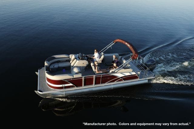 2022 Sylvan boat for sale, model of the boat is L3CLZDH & Image # 1 of 5