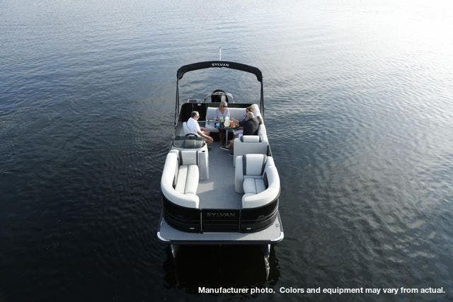 2021 Sylvan boat for sale, model of the boat is 8520MirageCRS & Image # 2 of 6