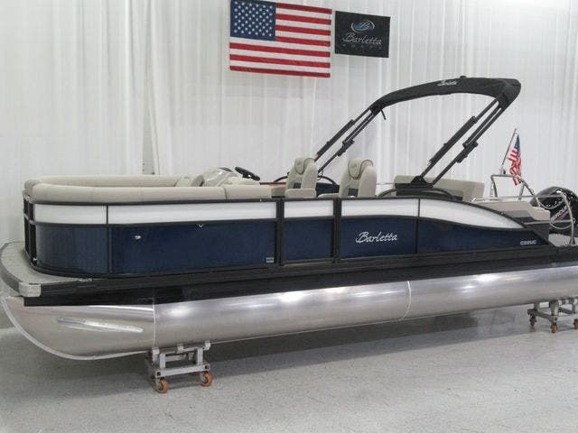 2021 Barletta boat for sale, model of the boat is C22UCTT & Image # 1 of 24