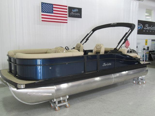 2021 Barletta boat for sale, model of the boat is C22UCTT & Image # 1 of 25