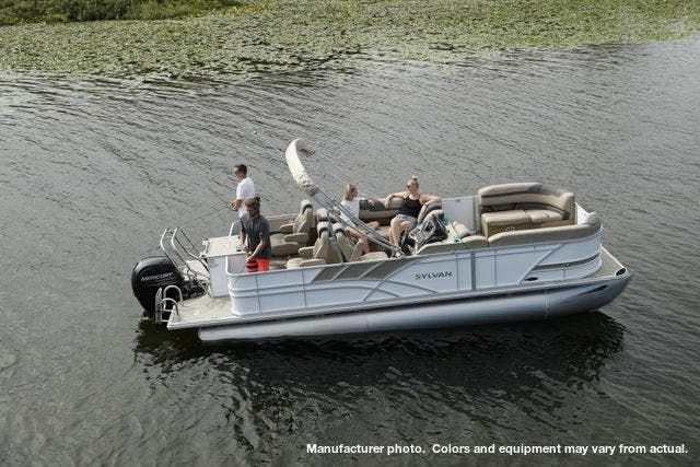 2021 Sylvan boat for sale, model of the boat is L3PFTT & Image # 1 of 7