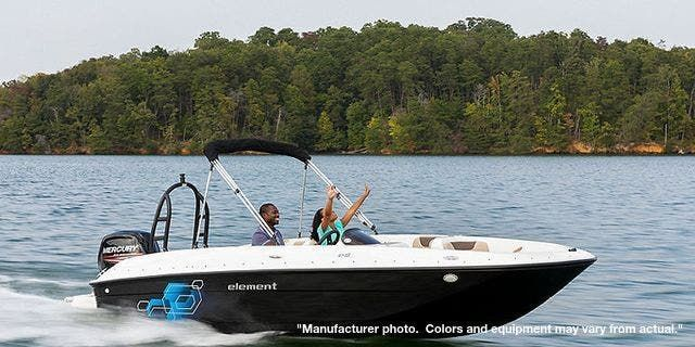 2022 Bayliner boat for sale, model of the boat is 180ELEMENT & Image # 1 of 11