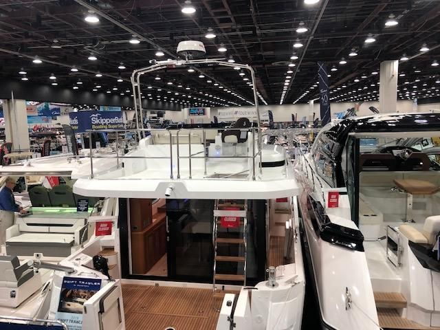 2019 Beneteau Swift Trawler boat for sale, model of the boat is Undefined & Image # 2 of 17