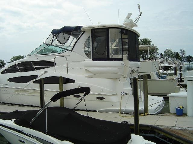2003 Cruisers Yachts boat for sale, model of the boat is 4050 & Image # 2 of 46