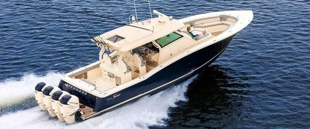 2020 Scout boat for sale, model of the boat is 420LXF & Image # 1 of 9