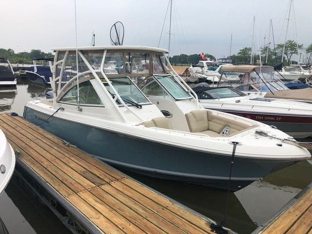 2017 Sailfish Boats boat for sale, model of the boat is 245 DC & Image # 1 of 34
