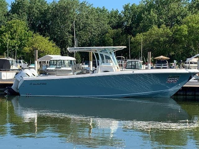 2020 Sailfish Boats boat for sale, model of the boat is 290CC & Image # 1 of 24