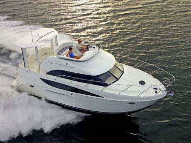 2005 Meridian boat for sale, model of the boat is 368 MOTOR YACHT & Image # 1 of 51