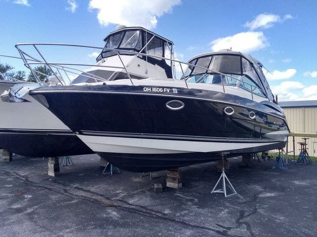 2012 Monterey boat for sale, model of the boat is 340 SPORT YACHT & Image # 1 of 54