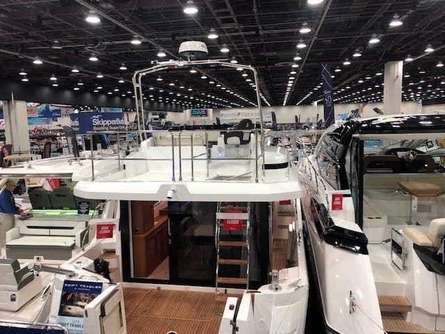 2019 Beneteau Swift Trawler boat for sale, model of the boat is SwiftTrawler 35 & Image # 2 of 17