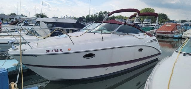 2007 Maxum boat for sale, model of the boat is 2600 SE & Image # 2 of 23