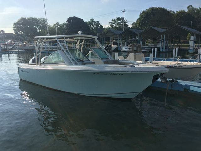2018 Sailfish Boats boat for sale, model of the boat is 275 DC & Image # 2 of 24