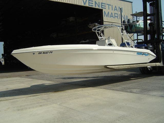 2004 Sonic boat for sale, model of the boat is 31CENTERCONSOLE & Image # 2 of 43