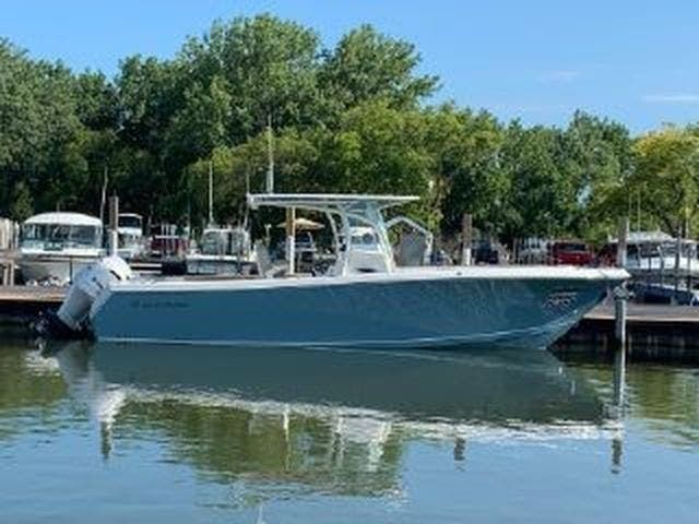 2020 Sailfish Boats boat for sale, model of the boat is 290CC & Image # 2 of 24