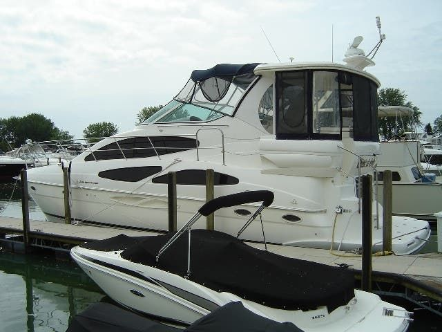 2003 Cruisers Yachts boat for sale, model of the boat is 4050 & Image # 1 of 46