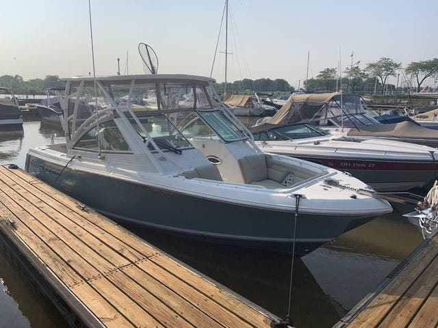 2017 Sailfish Boats boat for sale, model of the boat is 245 DC & Image # 2 of 34