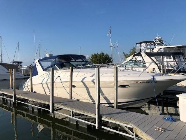 2003 Four Winns boat for sale, model of the boat is EXCALIBUR 3700 & Image # 1 of 13