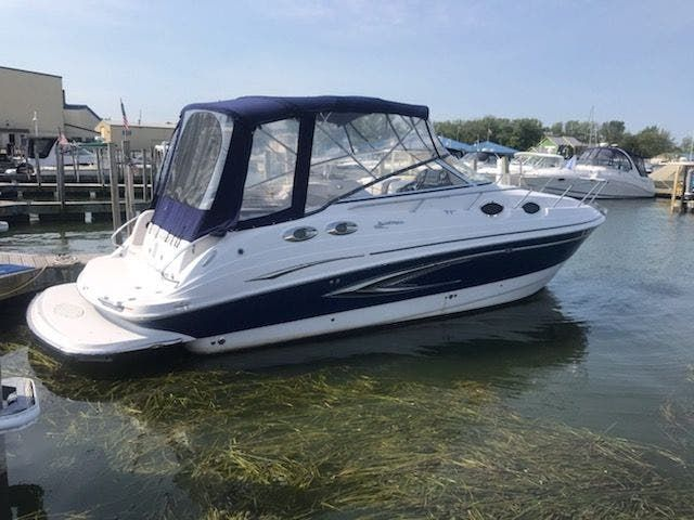 2011 Glastron boat for sale, model of the boat is 289 GS & Image # 2 of 22