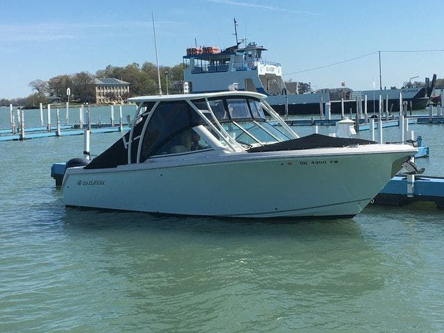 2018 Sailfish Boats boat for sale, model of the boat is 275 DC & Image # 1 of 24