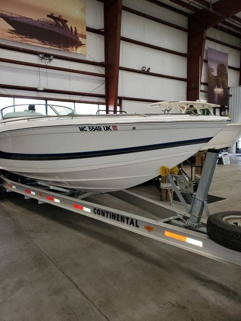 1999 Formula boat for sale, model of the boat is 312 FASTECH & Image # 1 of 27