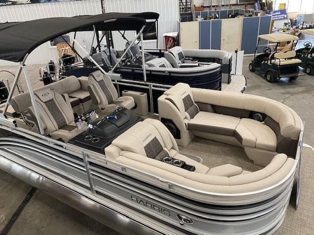 2021 Harris boat for sale, model of the boat is 230SOL/SLDH/TT & Image # 2 of 13