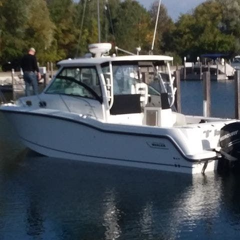 2015 Boston Whaler boat for sale, model of the boat is 315 CONQUEST & Image # 2 of 34