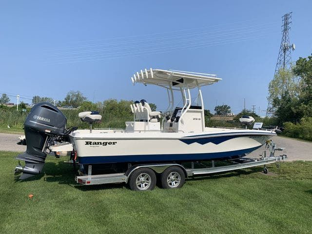 2020 Ranger Boats boat for sale, model of the boat is 2510 BAY & Image # 1 of 11