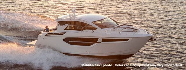 2021 Cruisers Yachts boat for sale, model of the boat is 42CANTIUS & Image # 1 of 11