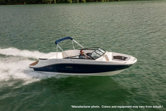 2022 Sea Ray boat for sale, model of the boat is 230SPX & Image # 1 of 12