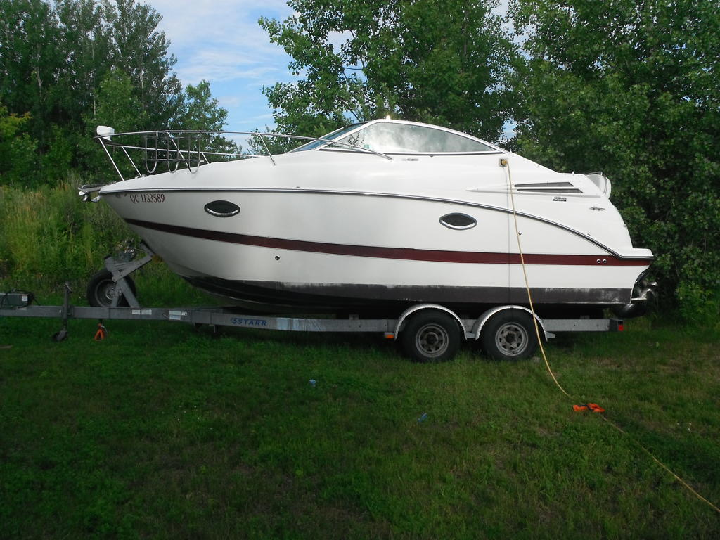 2007 Maxum boat for sale, model of the boat is 2400 se & Image # 11 of 12
