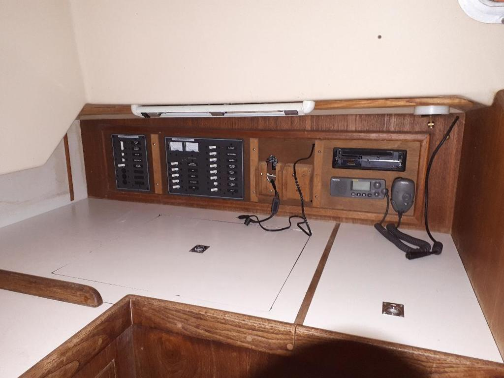 1974 C & C boat for sale, model of the boat is C & C 30 Mk I & Image # 11 of 11