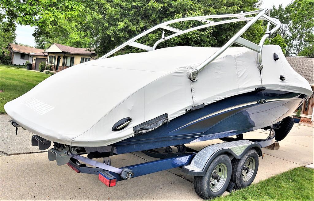 2014 Yamaha boat for sale, model of the boat is 242 Limited S & Image # 40 of 46