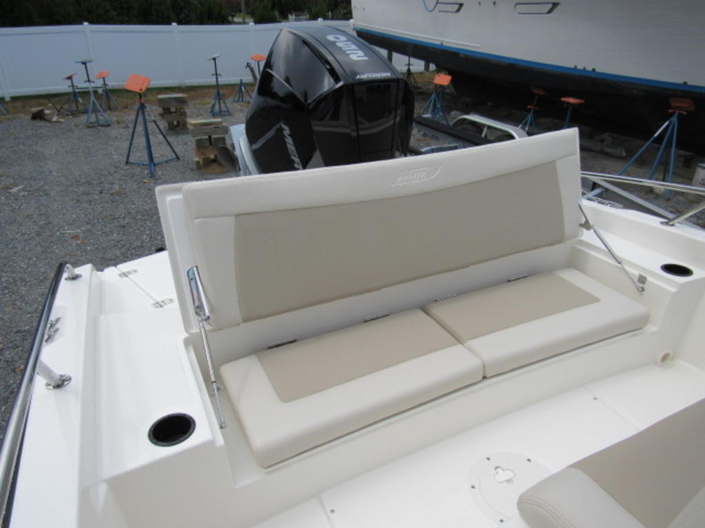 2019 Boston Whaler boat for sale, model of the boat is 240 Dauntless & Image # 13 of 27