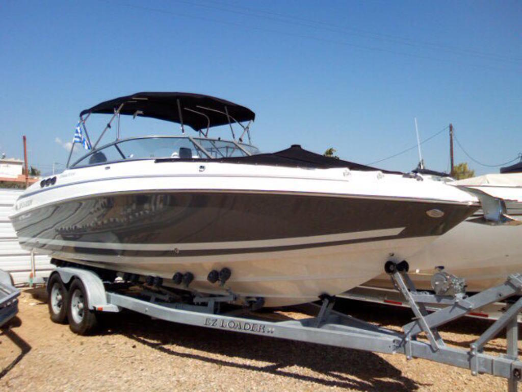 2008 Larson boat for sale, model of the boat is LXi 288 & Image # 2 of 9