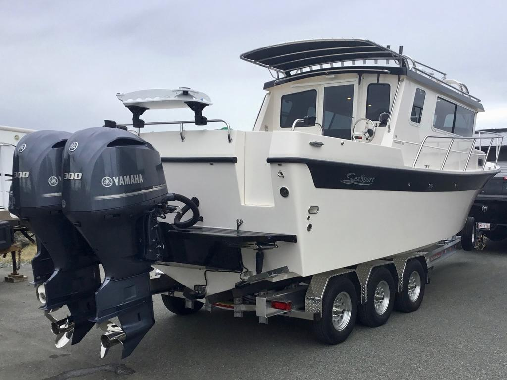 2018 Seasport boat for sale, model of the boat is COMMANDER 2800 & Image # 69 of 156