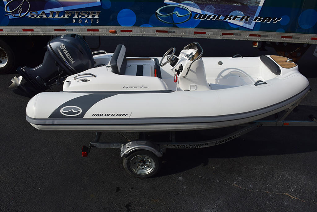 2018 Walker Bay boat for sale, model of the boat is Generation 360 Deluxe & Image # 1 of 10